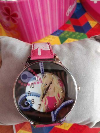 Oryginalny zegarek Barbie dla dziewczynki