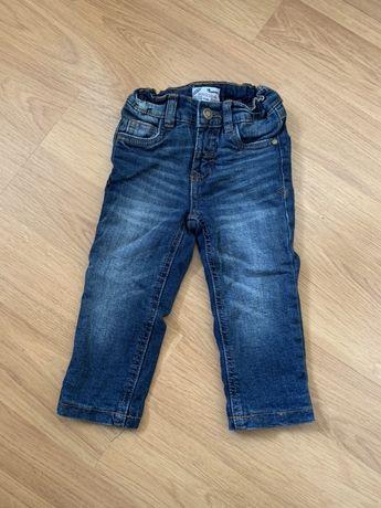 Новые Детские джинсы теплые на подкладке
