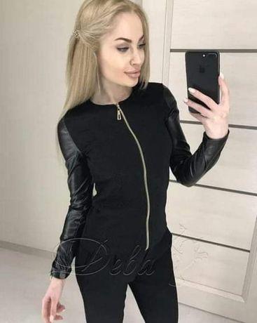 Куртка кожанка, кофта