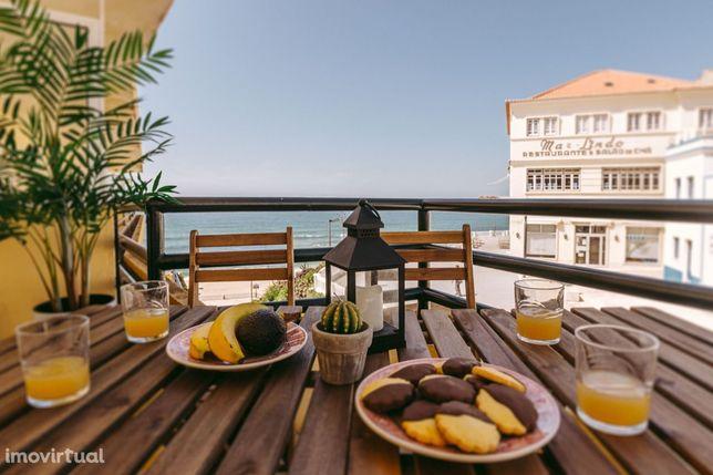 Alfaiate Beach House - Apartamento frente mar - Santa Cruz
