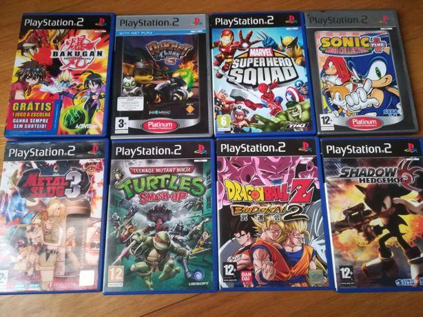 Jogos para a PlayStation 2