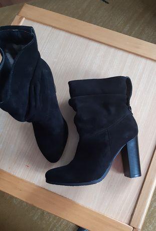 Зимние сапоги , зимние ботинки , зимние сапожки