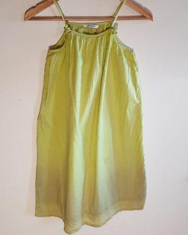 Vestido Verde Menina (Novo)