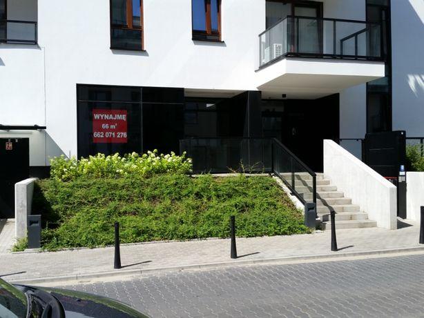 Wynajmę lokal handlowo-usługowy 66 mkw w Wilanowie