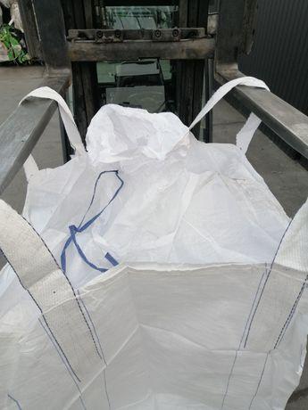 Hurtowa sprzedaż worków / big bag 100x100x130 cm na art.rolne