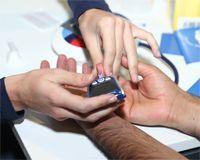Equipamento Medidor Precision Xceed Diabetes
