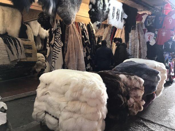 овечі шкури,стрижені лахматі ,середній ворс,великий вибір