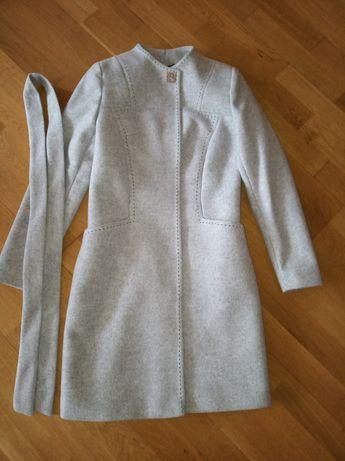 Пальто кашемир, пиджак размер S, 42-44