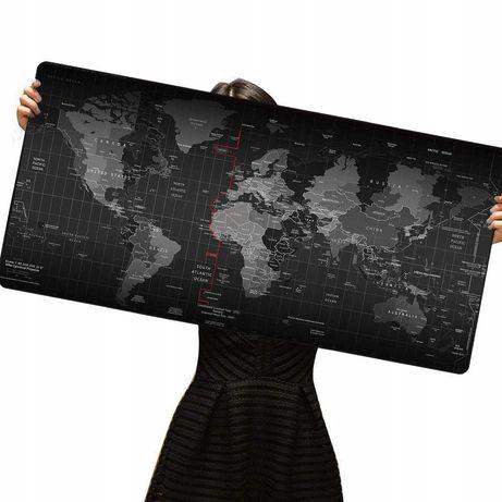 HIT! *darmowa dostawa* Podkładka pod mysz Nela-Styl mapa świata