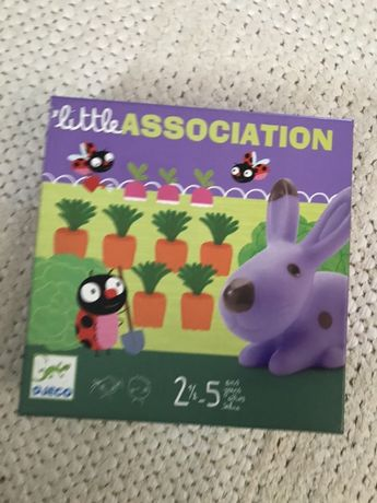 Jogo de Mesa- Djeco - Little Association