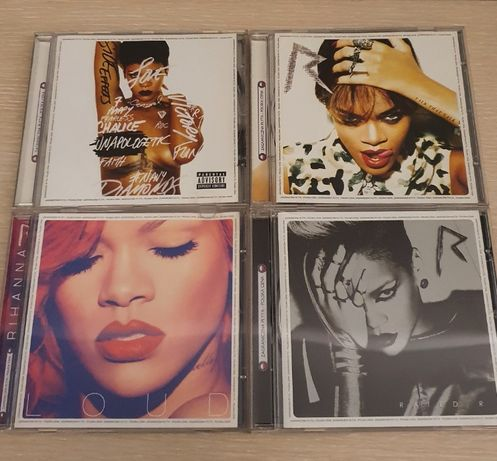Rihanna komplet 4 CD