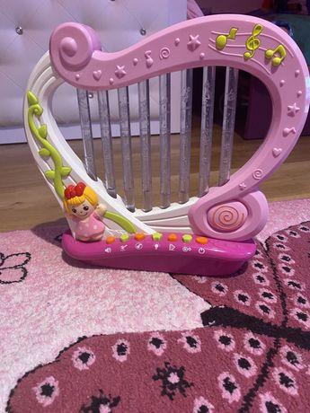 Zabawki dla dzieci harfa interaktywna