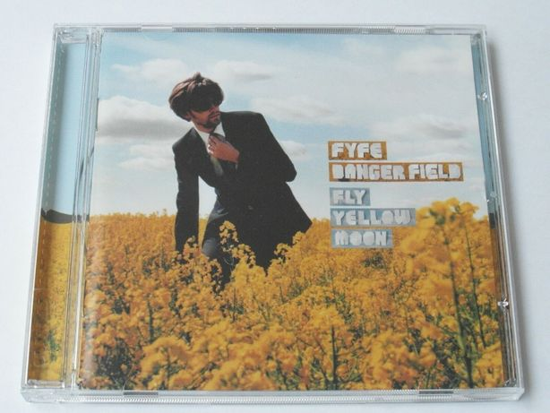 Фирменный диск CD FYFE DANGERFIELD Fly Yellow Moon 2010 (Indie Rock)