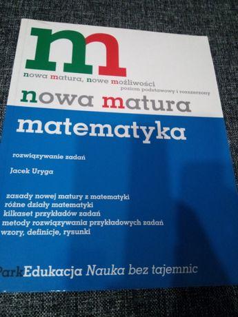 Nowa matura MATEMATYKA Park Edukacja repetytorium