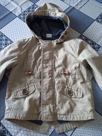 Parka, kurtka chłopięca 18 - 24 miesiące