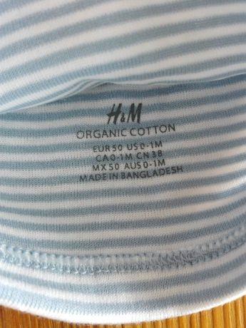 H&M czapeczki zestaw