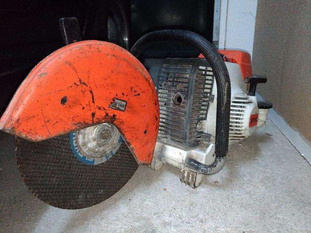 Maquina de cortar pedra/ferro