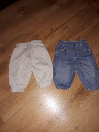 Spodnie rozmiar 60-62