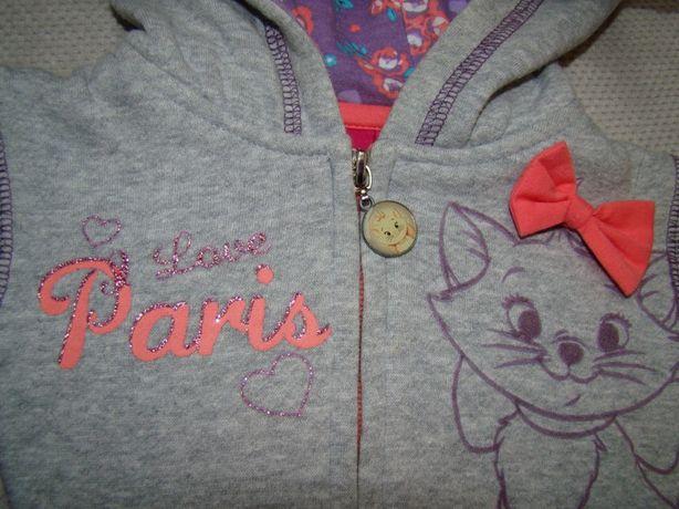 Bluza Disney Marie rozm. 92-98