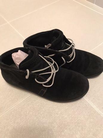 Черевики, черевички, полусапожки Ecco, розмір 31