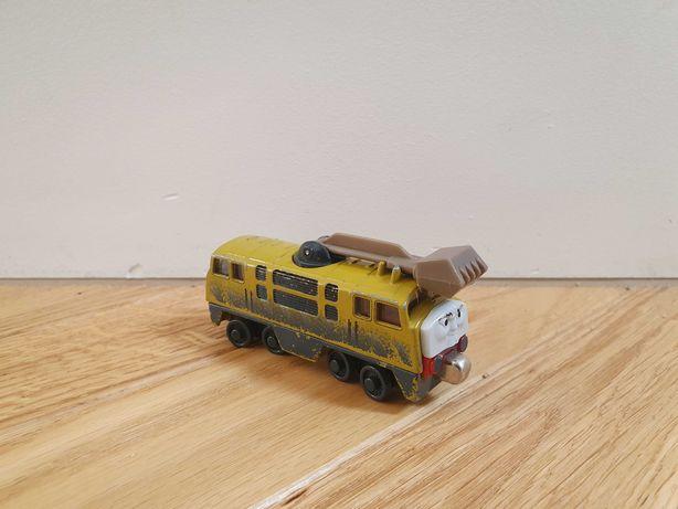 TOMEK I PRZYJACIELE Diesel 10, take-n-play, lokomotywa