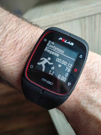 Zegarek Polar m430 pulsometr z gps - stan IDEALNY