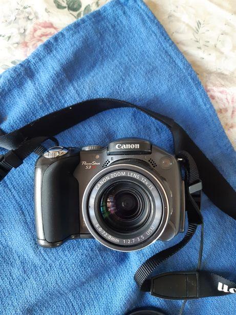 Продам фотоаппарат CANON S3 IS