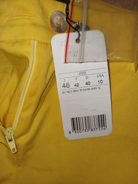 Новые брюки насыщенно желтые, Altre