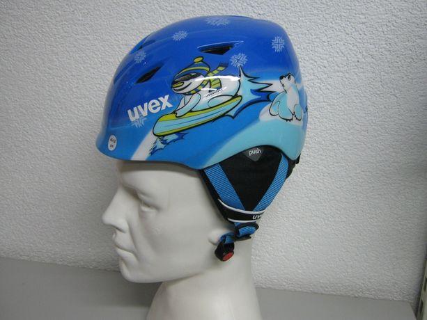 UVEX Airwing 2 nowy kask narciarski xs