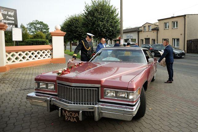 Auto do ślubu / impreze