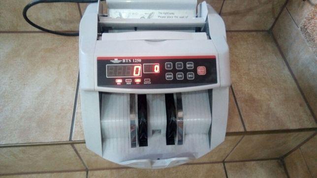 Maszynka do liczenia pieniedzy bts 1250