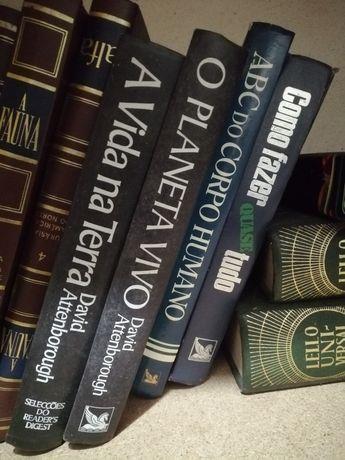 Livros antigos - colecção e antiguidade