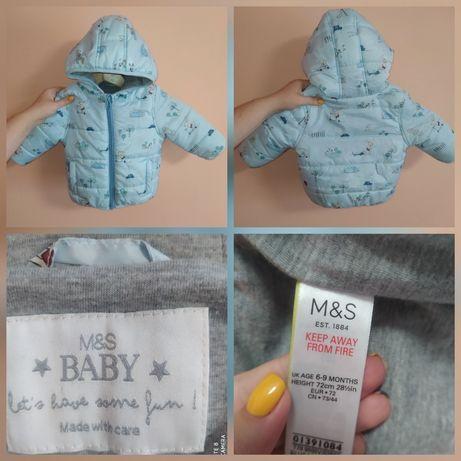 Куртка,курточка детская M&S новая