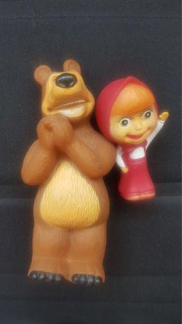 Игрушки «Маша и Медведь»
