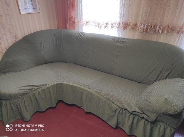 Чехлы  для мягкой мебели.