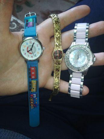 Часы женские, детские, чайка, японские