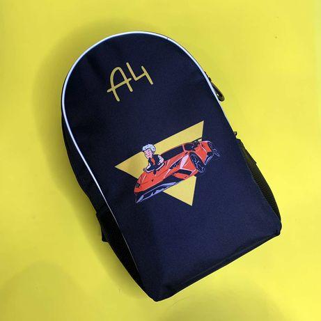 Рюкзак ранец школьный детский А 4 А4 Влад Владом роз и опт