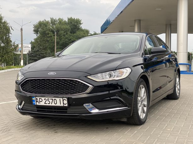 Ford Fusion 2017 2.5