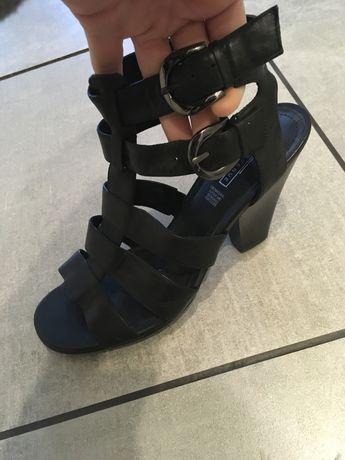 Skórzane sandały r. 41 5th avenue