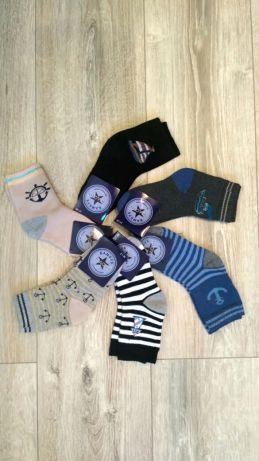 Детские махровые носочки термо носки