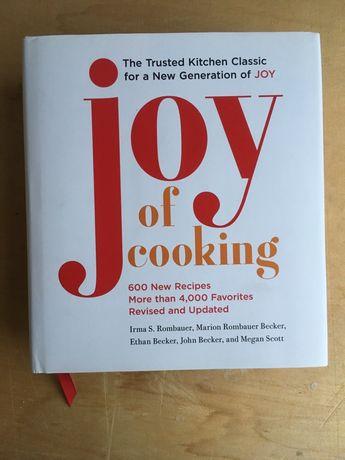 Книга Joy of cooking + ПОДАРОК книга Perfect Pierogi