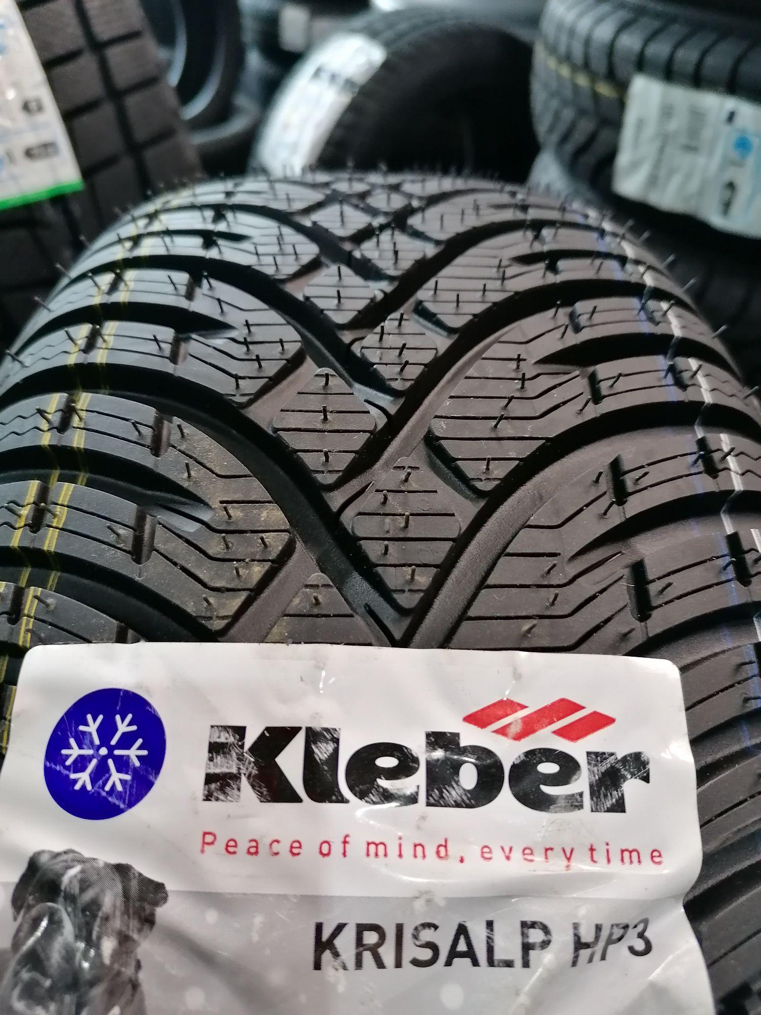 4x 205/50R17 Kleber Krisalp HP3 93H XL FR nowe opony zimowe