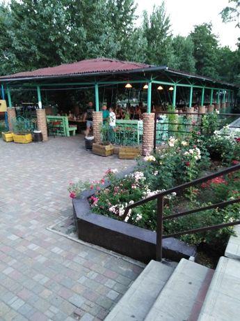 Продам комплекс летних кафе , ресторан,  магазин и кафе