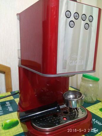 Кофеварка кофемашина gaggia delonghi