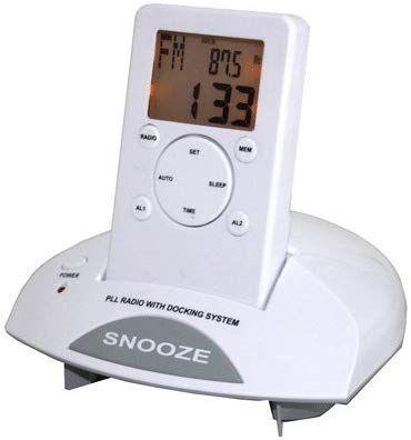 Радио-часы эксклюзивные Woerltronic