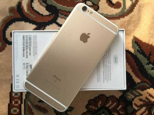 Продажа Apple iPhone 6S Plus Gold 128 Gb / Айфон 6S Плюс 128 Гб