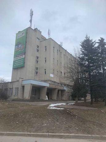 Оренда Укртелеком*, приміщення 843 м2, Тернопіль, просп. Злуки, 49