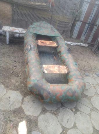 Лодка надувна ОМЕГА 21