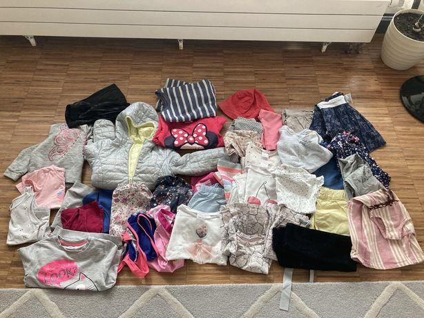 Paczka ubran 98-104 dziewczynka