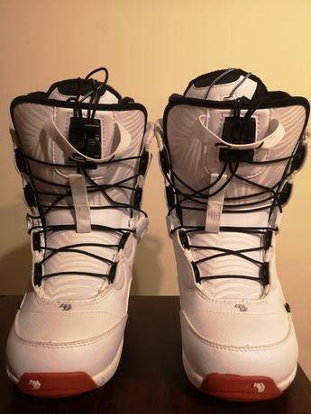 Northwave Opal buty damskie snowboard białe
